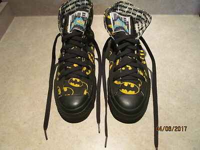 1989 batman converse all  stars 7.5 men