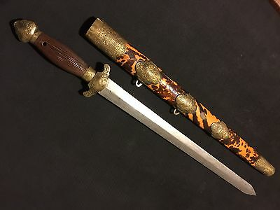 A fine antique jian sword 19 century
