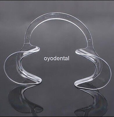 50 PCS Dental Intraoral Cheek Retractor mouth opener Lip Retractors oral C-SHAPE