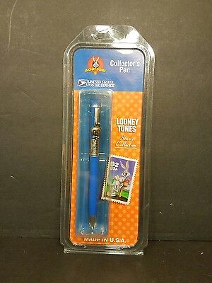Looney Tunes Collector's Pen USPS Stamp Tweety Bird Ball Point NIB Free Shipping
