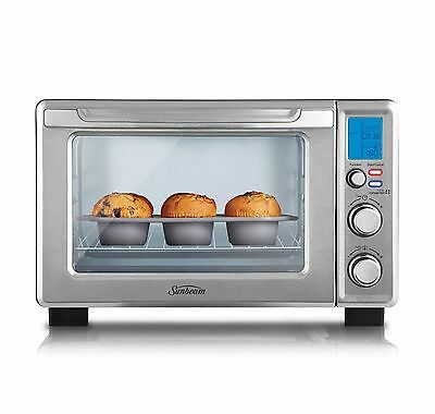 Sunbeam Quick Start Oven 22L  Digital oven with 10 pre-set quick start functions
