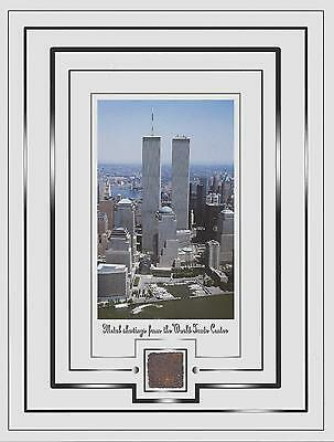 TWIN TOWERS, World Trade Center, WTC......METAL/STEEL SHAVINGS.....New York, NYC