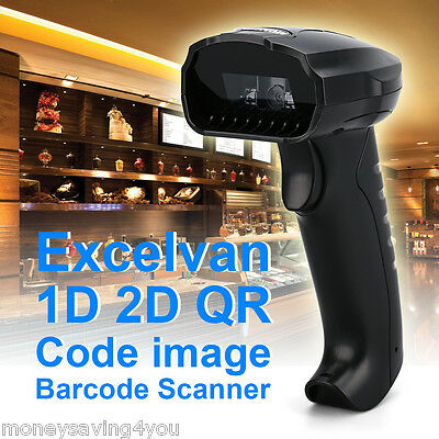 1D 2D QR Code Immagine Lettore Scanner di codici a barre for Android/Windows/IOS