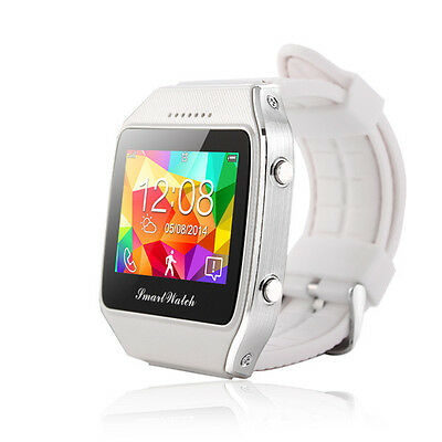 U92 1.65 Inch MTK 6260A Bluetooth 3.0 Smart Wrist Watch With GPS