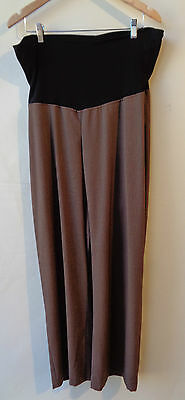 Blush full length pants new stretch size 16/XL NWT wide waistband
