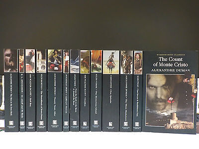 Wordsworth Classics - Popular Novels - 13 Books Collection! (ID:45594)