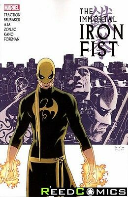 IMMORTAL IRON FIST COMPLETE COLLECTION VOLUME 1 GRAPHIC NOVEL Paperback #1-16