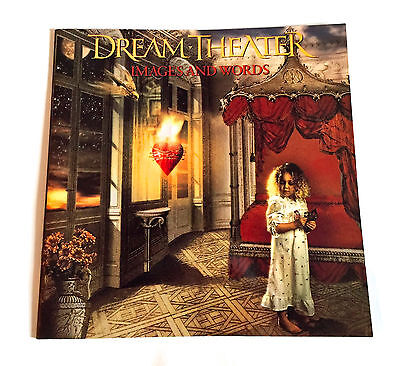 DREAM THEATER Images And Words JAPAN TOUR 1993 CONCERT PROGRAM BOOK Petrucci