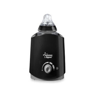 Tommee Tippee Closer to Nature Food Warmer -black