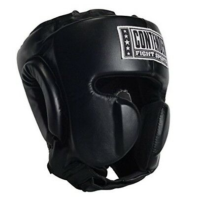 Contender Fight Sports, CMHG LARGE, Mexican Style Headgear, Large