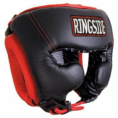 Ringside traditional Training Boxing Head Gear, Medium