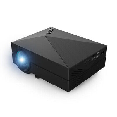 GM60 Portable Mini 1000LM Home Theater 800x480 LED LCD Projector 1080P HD