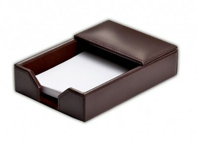 Dacasso DAC1495_9583096 Bonded Leather Memo Holder