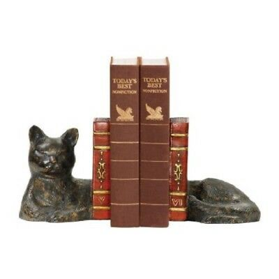 Sterling Industries 93-5083 Pair Cat Napping Bookends