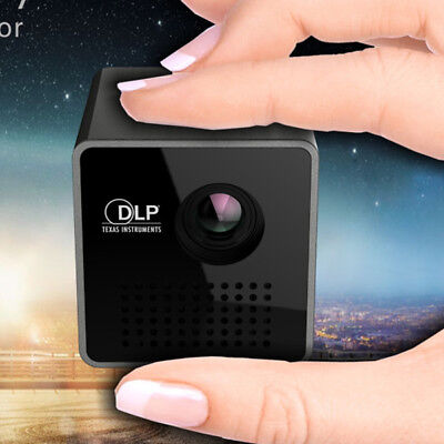 UNIC P1 Mini LED Portable 30 Lumens HDMI Projector DLP Home Movie Theater Projec