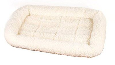 Four Paws 100203654 K-9 44-1/2 by 31-1/2 Keeper Sleeper Crate Pad, Natural
