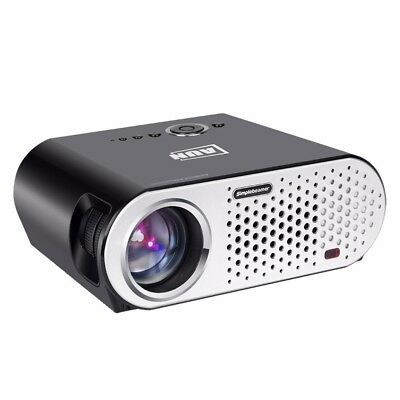 AUN T90 Projector Multimedia Player 3200 Lumens LED for Home Theater Meeting Roo