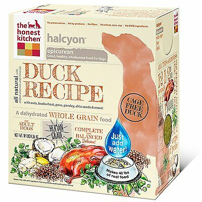 The Honest Kitchen HR Halcyon: Duck & Ancient Grains Dog Food