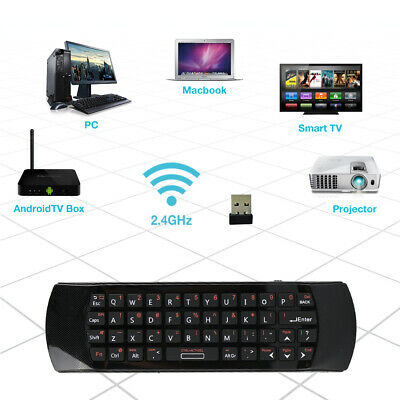 RII i25A K25A 2.4Ghz Wireless Air Mouse Keyboard Infrared Remote Control Audio C