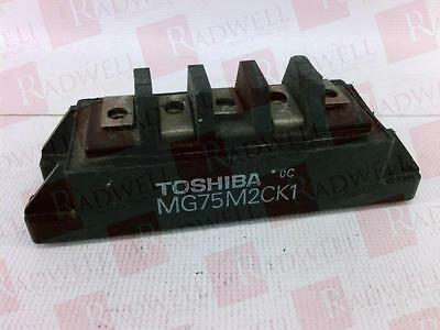 TOSHIBA MG75M2CK1 (Surplus New not in factory packaging)
