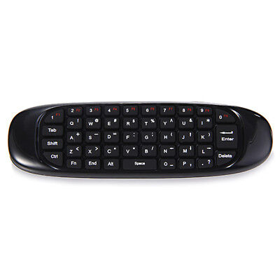 GK001 Wireless 2.4 Ghz Air Mouse English Keyboard for PC TV Box