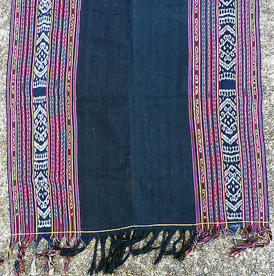 Genuine Old Ikat from Indonesia