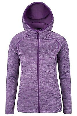 Mountain Warehouse IsoCool Dynamic Chakra Womens Hoodie