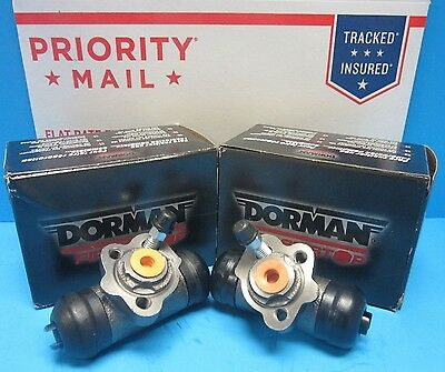 2 Drum Brake Wheel Cylinders FRONT Left /& Right Replace OEM # 3142571