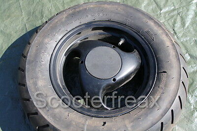 Piaggio TPH 125 ZAPM02 original Hinterrad 11cm Trommel 10 Zoll Rear Wheel Rar