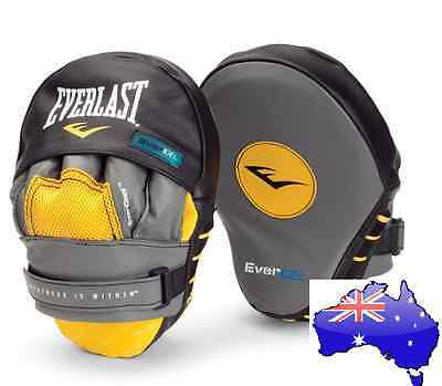 Everlast Gel Boxing Padded Mitts, Boxing Pads