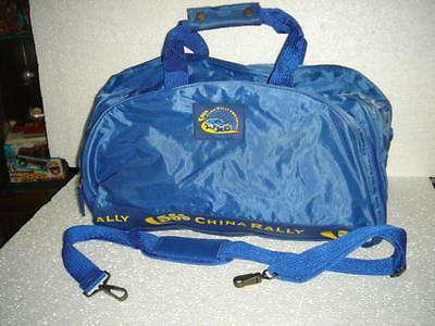 RARE 1997s 555 CHINA RALLY BAG SUBARU