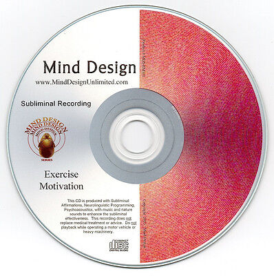 Exercise Motivation - Subliminal Audio Program - Be Motivated and Enjoy Exercise