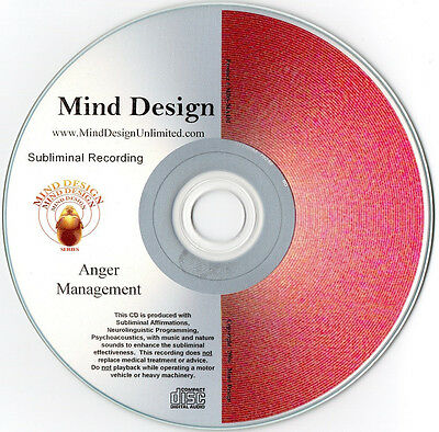 Anger Management - Subliminal Audio Program - Manage Your Anger, Outbursts or An