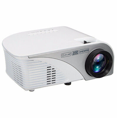 G8005A Mini Portable HD 1080P 1200 Lumens WIFI Android 4.4 Home LCD Projector Ci