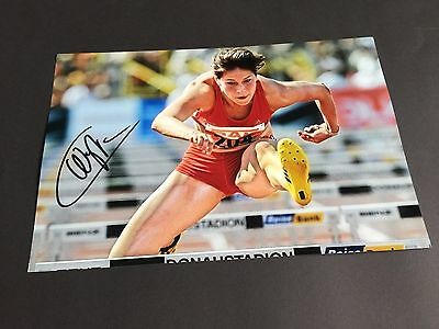 NYTRA CAROLIN signed Photo 20x30