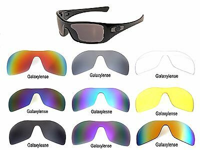 d1c622d7e1 Galaxy Replacement Lenses For Oakley Antix Sunglasses Multi-Color Polarized