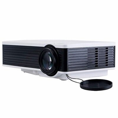 JX23 Portable LED Projector 1500LMS 150 inch Display Support 1080P Multi-input H