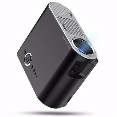 GP90 Portable LED Projector 3200LMS 350Lux LCD Projector Support 1080P Home Thea