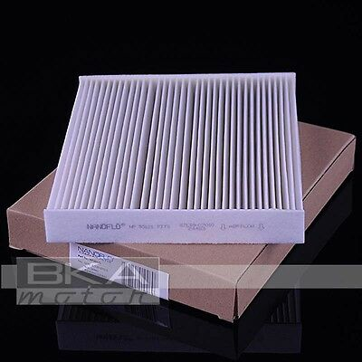 Fibrous Ac Cabin Air Filter 87139-07010 - Toyota ** By Nanoflo **
