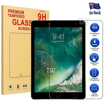 Tempered Glass / Pet Screen Protector Film Guard for Apple New iPad 5 9.7 2017