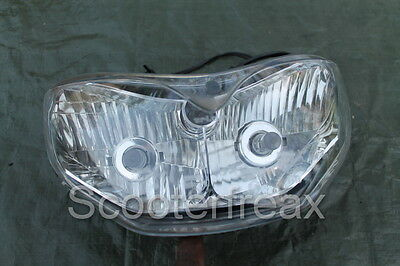 Gilera DNA 50 C27 original Scheinwerfer kleiner Schaden Headlight DNA 125 180