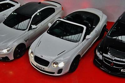 2007 Bentley Continental 6.0 GTC Supersports 2dr