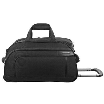 "Pierre Cardin 19"" Duffle  Travel Overnight Business Cabin Bag (PC1843)"