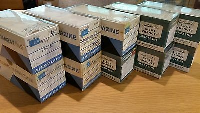 Argus Airequipt Automatic Slide Changer Magazine holds 36 Lot of 10