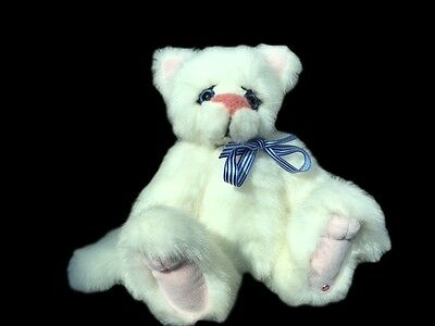 "Kaycee Bears ""moonshine"" Cat Bear By Kelsey Cunningham - Now Retired"