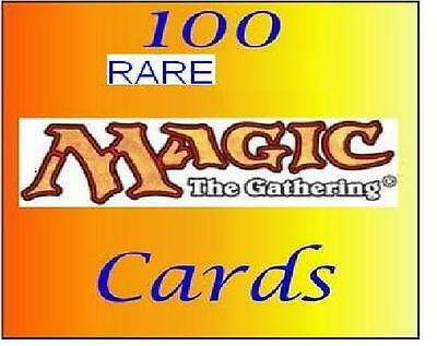 Grande Lotto: 100 Carte Rare Di Magic The Gathering Mtg Tutte Diverse