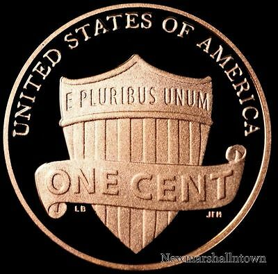 2017 S Lincoln Shield Mint Proof ~ US Mint Proof Coin from Proof Set