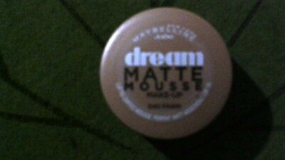 dream matte mousse make up 040 fawn