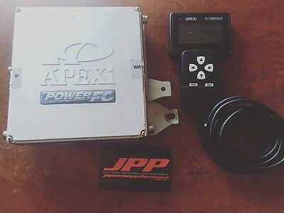 Apexi Power FC S13 early SR20DET with Hand Contoller part #SR2014