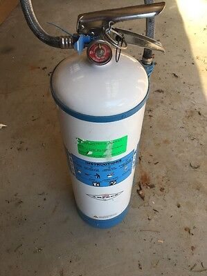 Amerex 2 1/2 Gal Non-Magnetic Water Mist Extinguisher Model B272